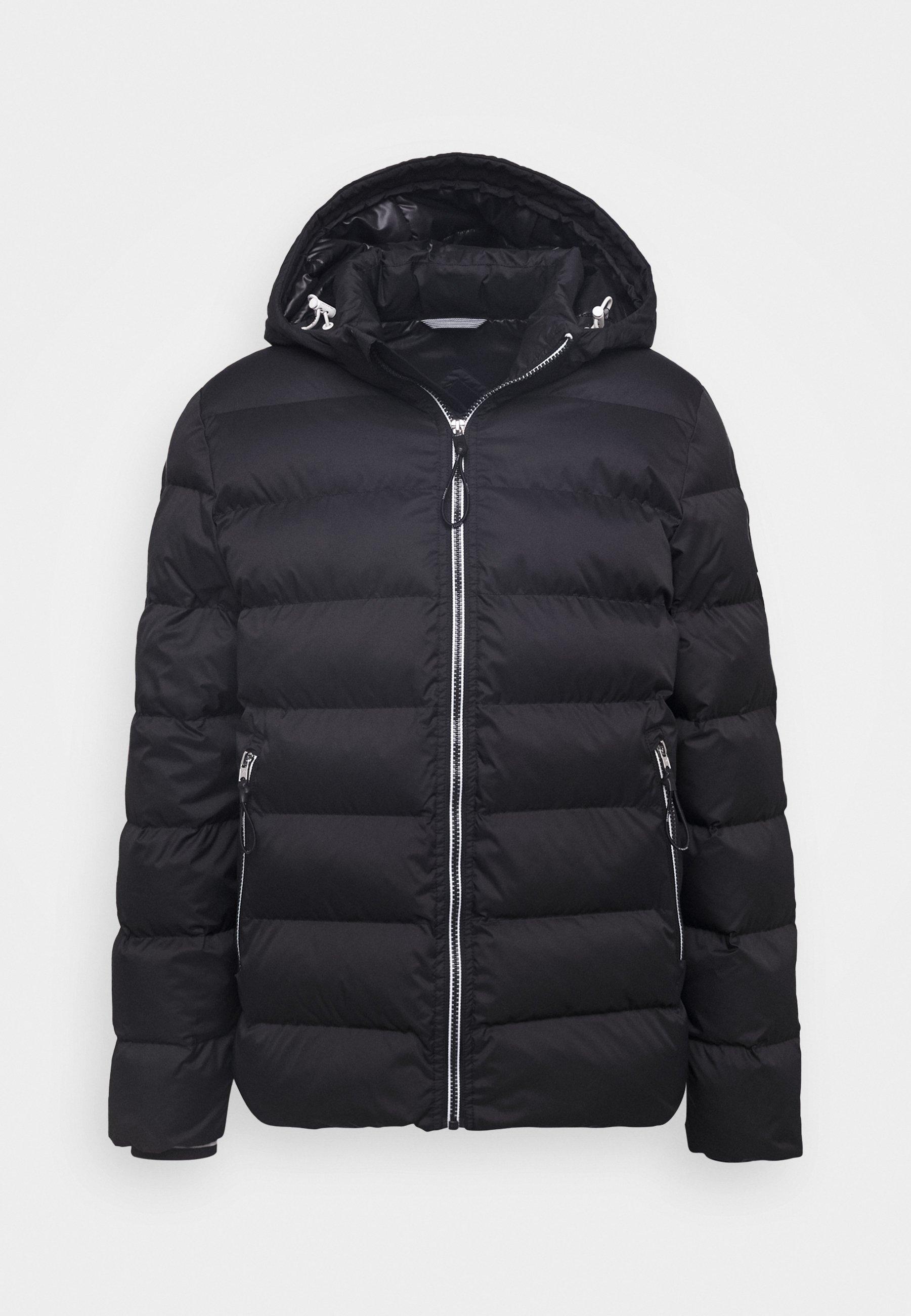 Gant The Active Cloud Jacket - Vinterjakke Black/svart