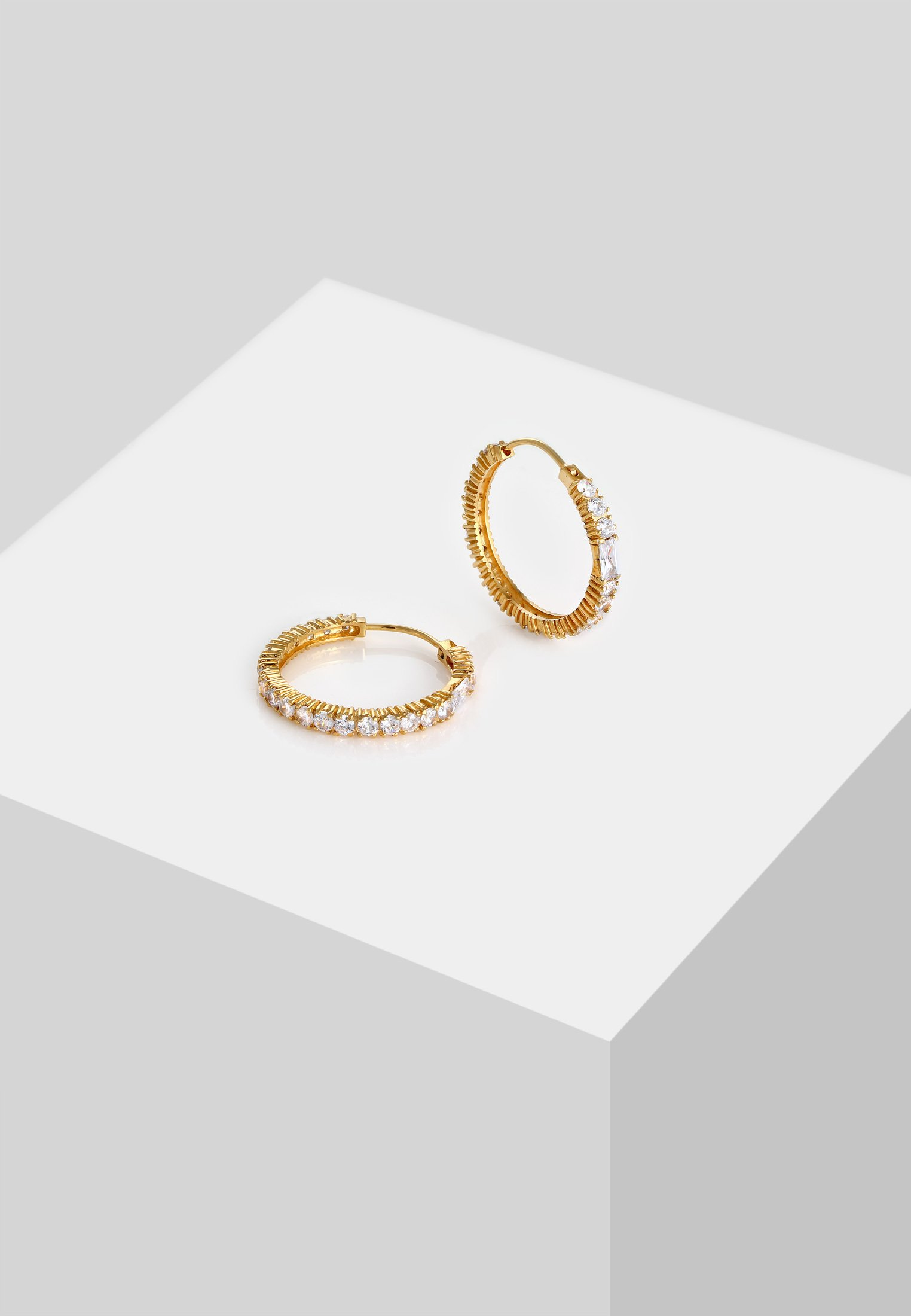New Lower Prices Classic Accessories Elli CREOLEN Earrings gold Xitbcu2yB QP2XBlVlk