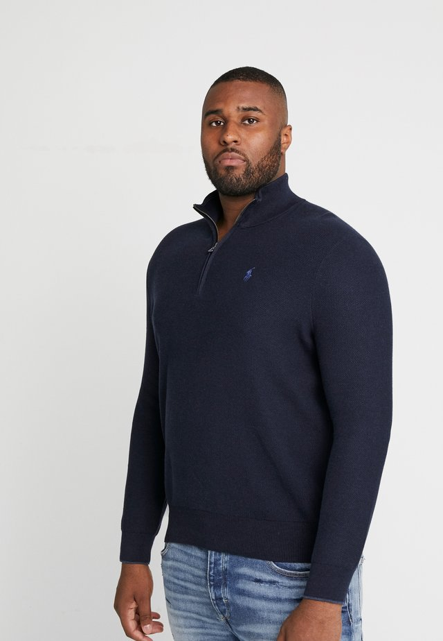 Felpa - navy heather