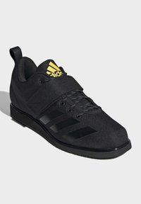 adidas Performance - POWERLIFT 4 SHOES - Sports shoes - black - 3