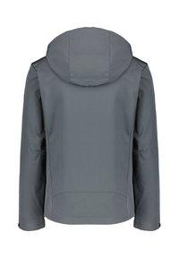 Meru - BREST - Soft shell jacket - dunkelgrau - 3