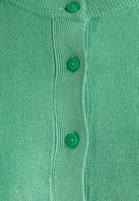 Marks & Spencer London - CREW CARDI PLAIN - Cardigan - light green - 2