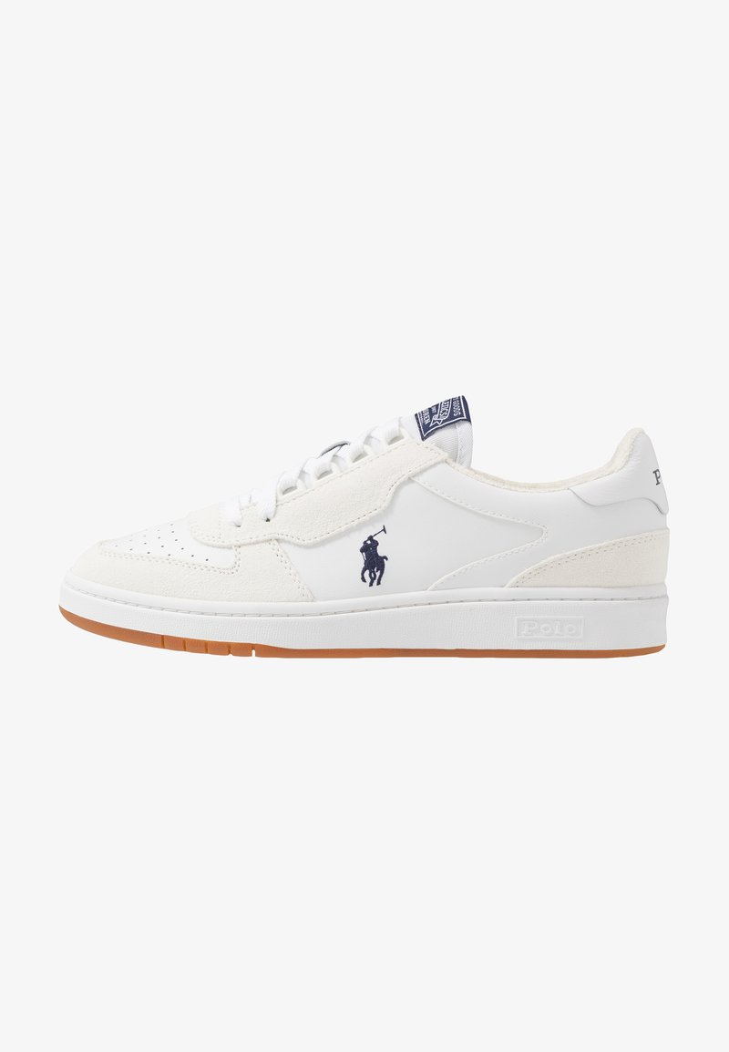 Polo Ralph Lauren - Baskets basses - white/navy