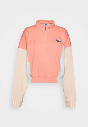CROPPED - Sweatshirt - trace pink