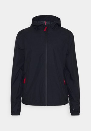 KAUKAS - Hardshell jacket - dark blue
