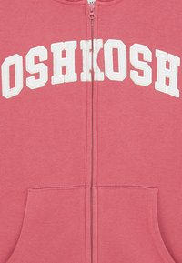 OshKosh - LOGO HOODIE - Hoodie met rits - pink - 2