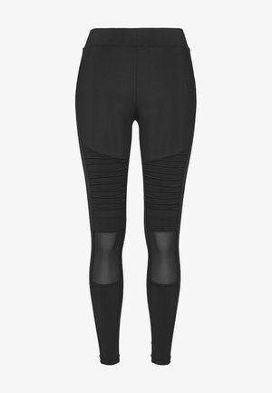 LADIES TECH MESH  - Legíny - black