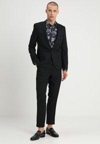 Twisted Tailor - HEMINGWAY SUIT - Suit - black - 0