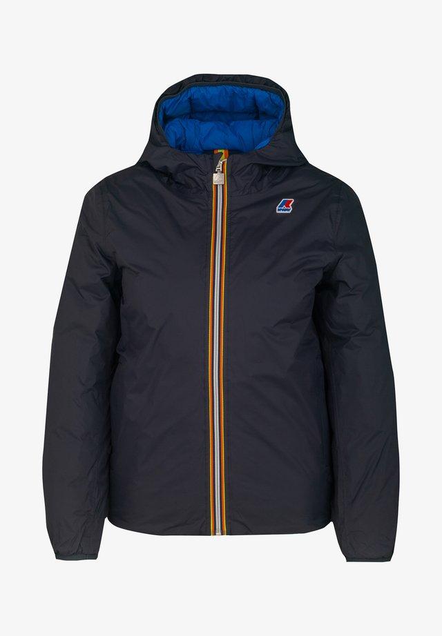 JAQUES - Down jacket - blue depht-blue lapis