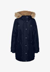 Vero Moda - Winter coat - navy blazer - 5