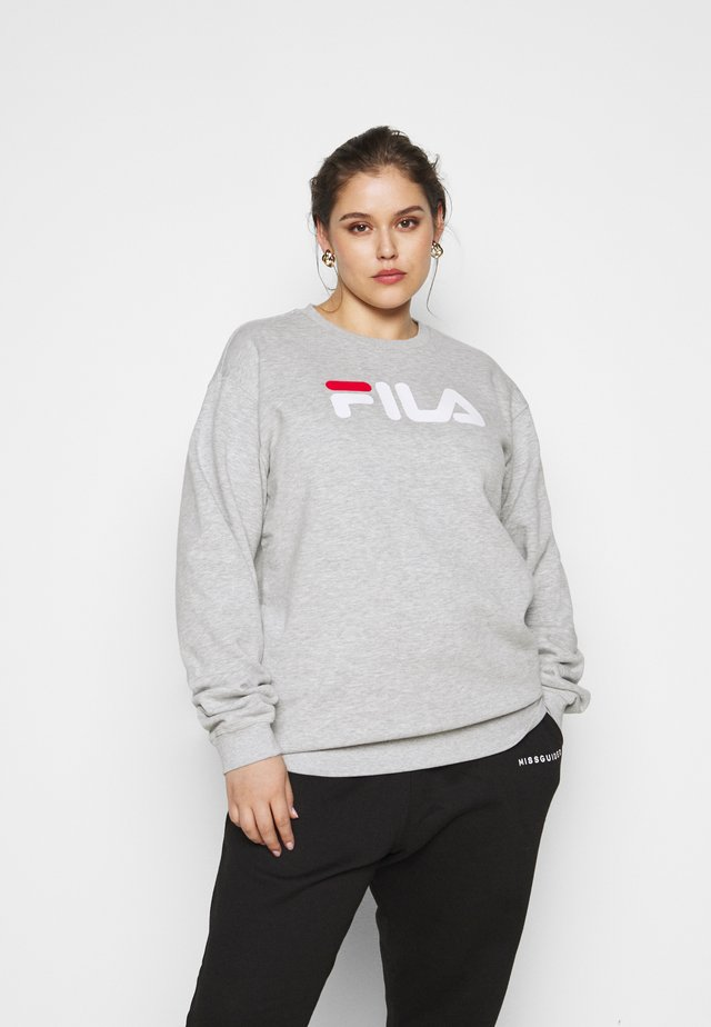 PURE LONG SLEEVE - Sweatshirt - light grey