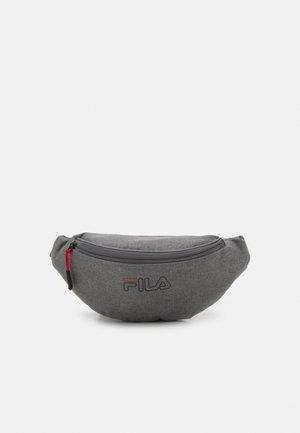 BELT BAG LALA UNISEX - Rumpetaske - light grey melange