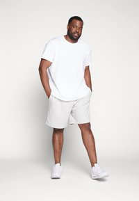 Polo Ralph Lauren Big & Tall - DOUBLE - Tracksuit bottoms - heather - 1