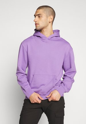 UNISEX ANGLO HOODIE - Bluza z kapturem - lilac