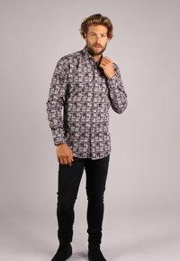 Gabbiano - Shirt - black - 0