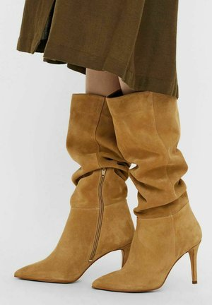 BIADANGY - Boots - lightbrown