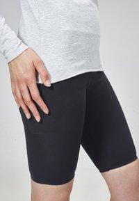 MOROTAI - Long sleeved top - light grey - 4
