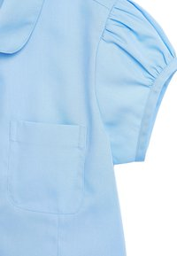 Next - Button-down blouse - blue - 2
