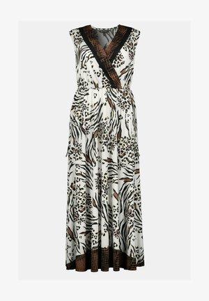 Maxi dress - sable