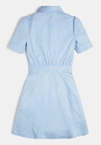 Guess - Shirt dress - blau - 1