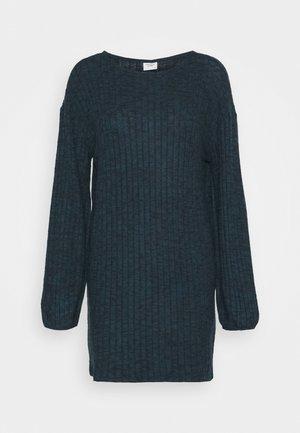 JDYDITTE MELISA SHORT DRESS  - Jumper dress - ponderosa pine melange