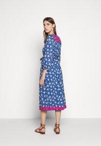 J.CREW - STRAIGHT SKIRT DRESS - Day dress - cerulean/multi - 2