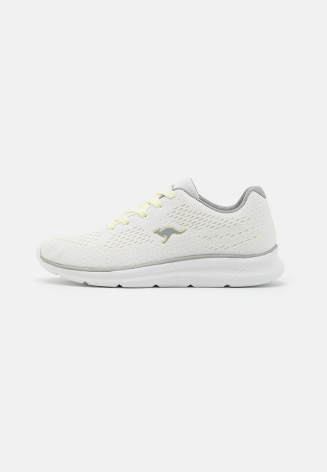 KJ-SOFT - Trainers - white/vapor grey