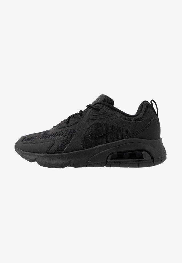 AIR MAX 200 - Sneakersy niskie - black