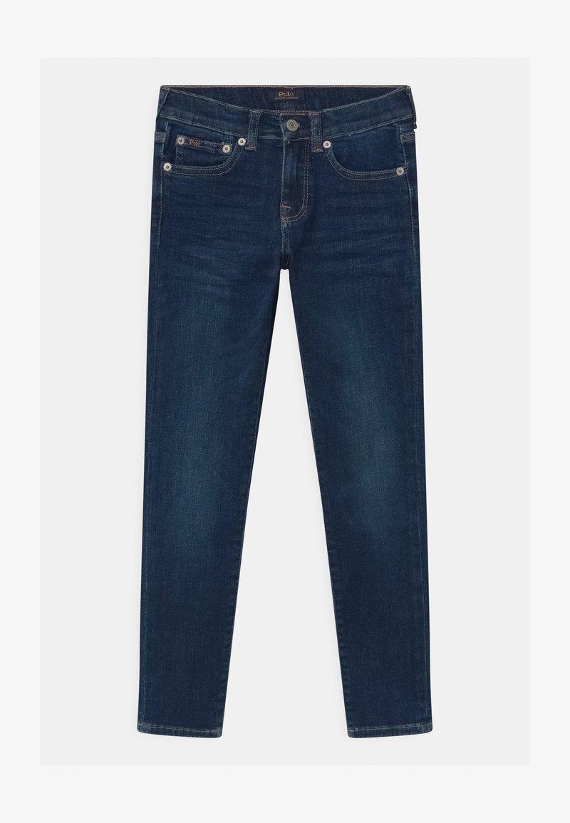 Polo Ralph Lauren - AUBRIE - Skinny džíny - kyra wash