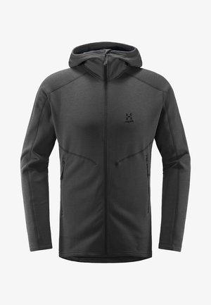 HERON  - Fleece jacket - slate solid