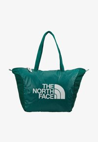 The North Face - STRATOLINE TOTE - Sports bag - night green/tin grey - 7