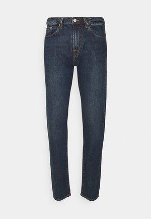 Jeans Tapered Fit - dark-blue denim