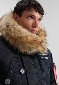 Alpha Industries - AIRBORNE - Winter coat - rep blue - 5