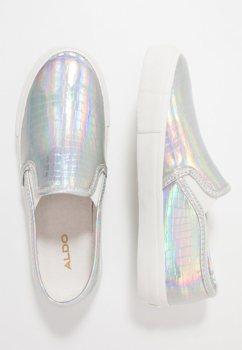 ALDO - BROARITH - Nazouvací boty - silver