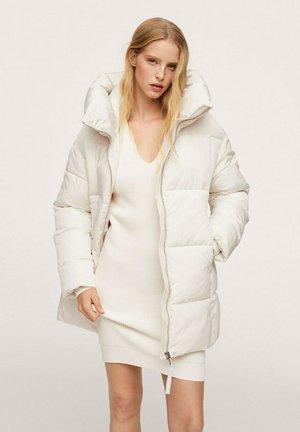 TOKYO - Winter coat - cremeweiß