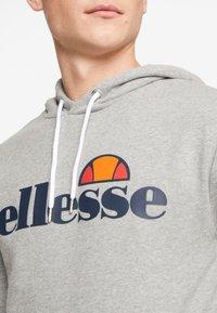 Ellesse - GOTTERO - Hoodie - grey marl - 3