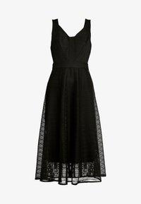 TFNC Tall - FLEUR DRESS - Sukienka koktajlowa - black - 6