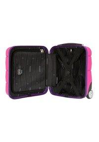 Wittchen - Wheeled suitcase - rosa - 4