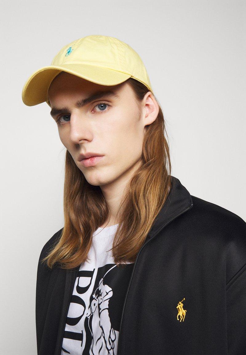 Polo Ralph Lauren - CLASSIC SPORT UNISEX - Kšiltovka - empire yellow