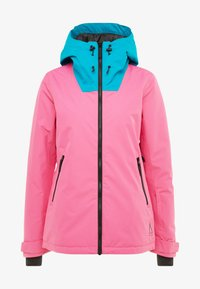 Wearcolour - CAKE JACKET - Snowboardjakke - post it pink - 7