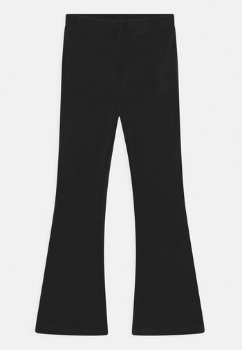 TROUSERS VALLY  - Trousers - black