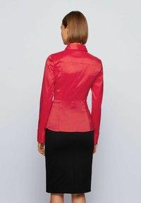 BOSS - BASHINA - Button-down blouse - pink - 2