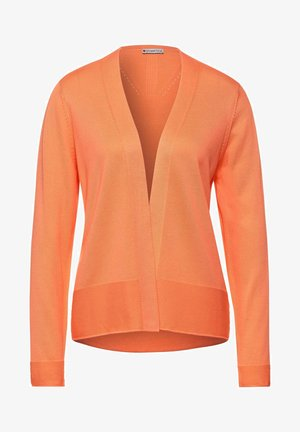 MIT LOCHMUSTER - Cardigan - orange
