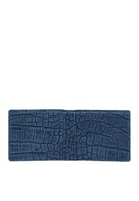Braun Büffel - LISBOA IN REPTILIEN-OPTIK - Wallet - blue - 2
