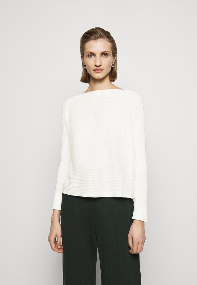 IMMENSO - Strickpullover - bianco
