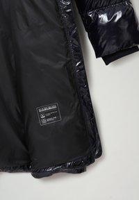 Napapijri - A-LOYLY LONG - Winter coat - blu marine - 5