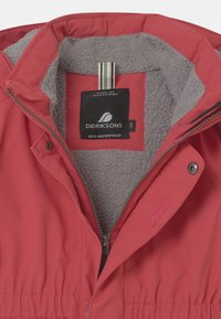 Didriksons - RONNE UNISEX - Parka - red - 4