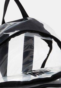 Nike Sportswear - JUST DO IT - Rucksack - clear/black - 2