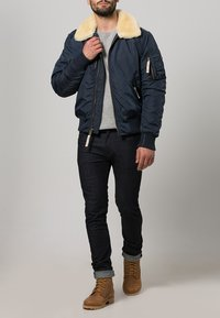 Alpha Industries - INJECTOR III - Bomberjacks - rep. blue - 0
