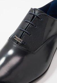 Azzaro - MIOSO - Smart lace-ups - marine - 6